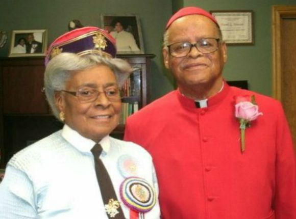 Bishop & St. Myrtle Stallings
