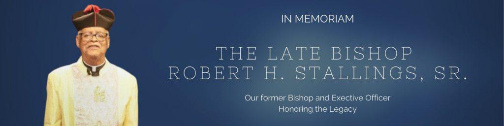 Bishop Robert H. Stallings, Sr