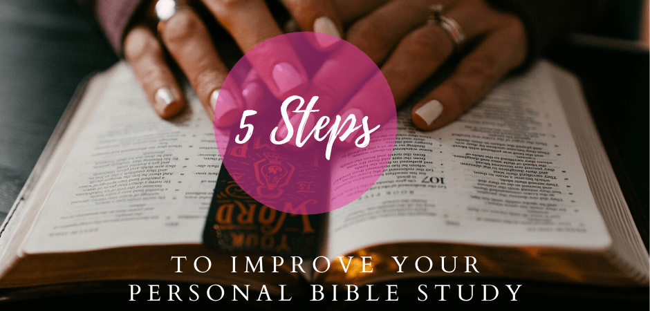 Bible Study 3